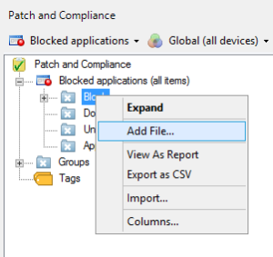 add-file-blocked-apps
