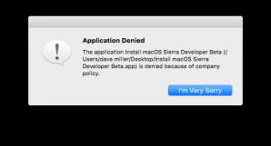 application-denied