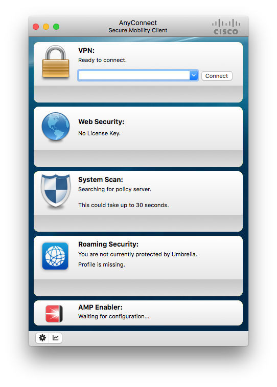 Cisco Umbrella Roaming Security – Apple in the Enterprise Moved